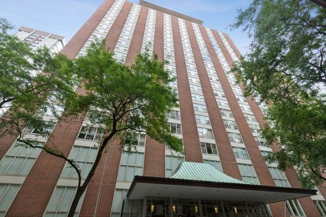1325 N State Parkway 11E, Chicago, IL 60610 (MLS #11083756) :: John Lyons Real Estate