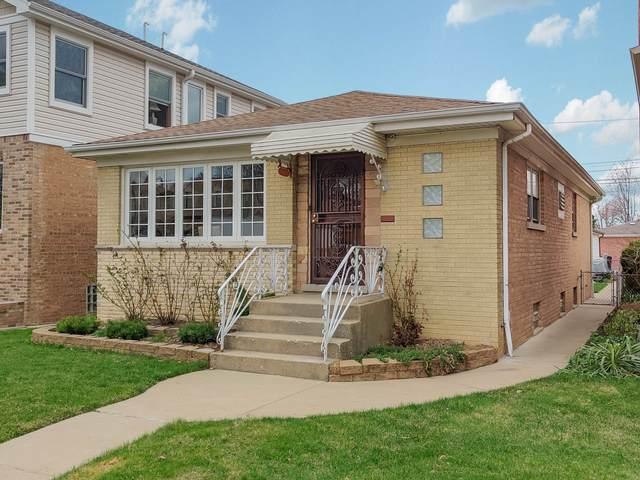 5127 N Oak Park Avenue, Chicago, IL 60656 (MLS #11083758) :: Helen Oliveri Real Estate