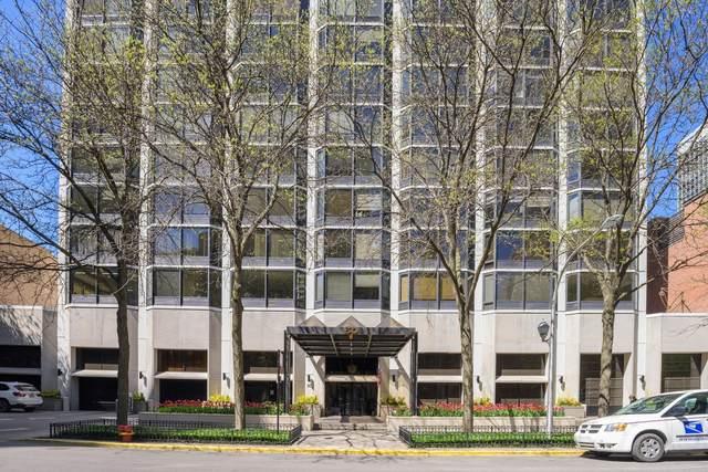 50 E Bellevue Place #1202, Chicago, IL 60611 (MLS #11083767) :: John Lyons Real Estate