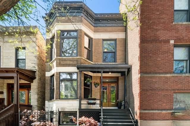 3844 N Kenmore Avenue #2, Chicago, IL 60613 (MLS #11083781) :: John Lyons Real Estate