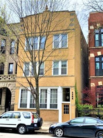 2244 N Halsted Street, Chicago, IL 60614 (MLS #11083792) :: John Lyons Real Estate