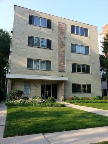 2710 Central Street 2E, Evanston, IL 60201 (MLS #11083802) :: Helen Oliveri Real Estate