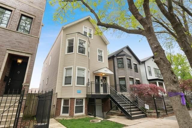 3420 N Claremont Avenue, Chicago, IL 60618 (MLS #11083810) :: Helen Oliveri Real Estate