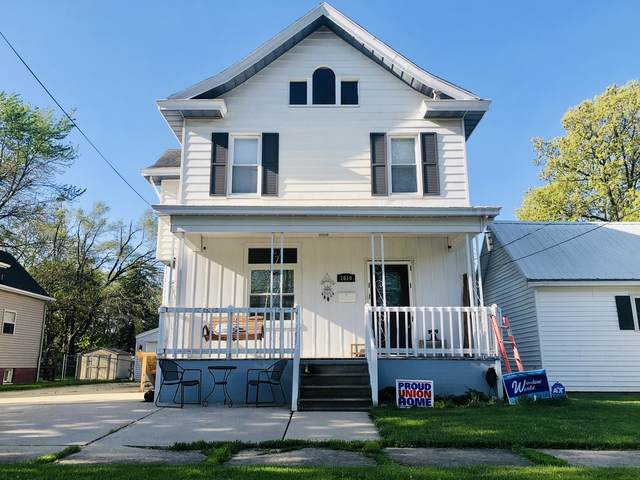 1610 W Locust Street, Bloomington, IL 61701 (MLS #11083812) :: Janet Jurich