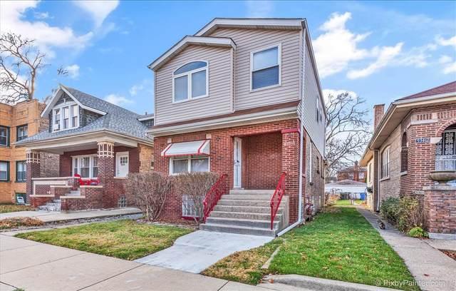 9350 S Loomis Street, Chicago, IL 60620 (MLS #11083852) :: Helen Oliveri Real Estate