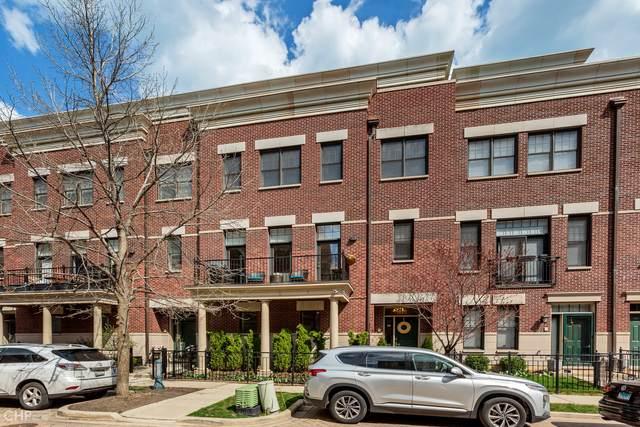 1823 S Prairie Parkway, Chicago, IL 60616 (MLS #11083853) :: John Lyons Real Estate