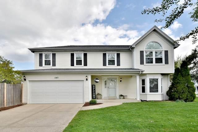 540 N Howard Avenue, Elmhurst, IL 60126 (MLS #11083856) :: Janet Jurich