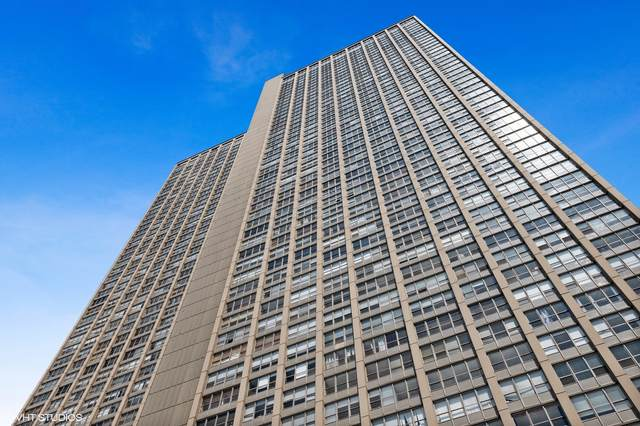 655 W Irving Park Road #3613, Chicago, IL 60613 (MLS #11083859) :: Ryan Dallas Real Estate