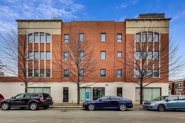 3203 N Oakley Avenue #303, Chicago, IL 60618 (MLS #11083863) :: Helen Oliveri Real Estate