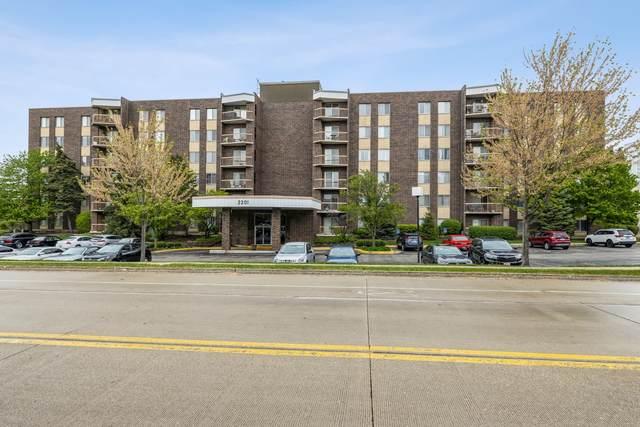 2201 S Grace Street #302, Lombard, IL 60148 (MLS #11083894) :: RE/MAX IMPACT