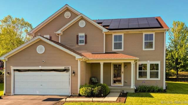 16306 Spring Creek Lane, Plainfield, IL 60586 (MLS #11083916) :: Helen Oliveri Real Estate