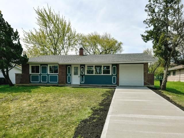 555 Jamison Lane, Hoffman Estates, IL 60169 (MLS #11083934) :: Helen Oliveri Real Estate