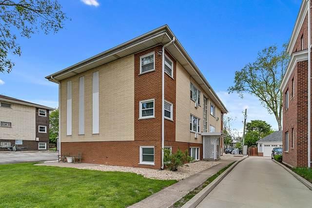 1411 W Cossitt Avenue B2, La Grange, IL 60525 (MLS #11083939) :: Helen Oliveri Real Estate