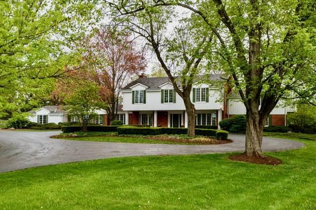 422 Caesar Drive, Barrington Hills, IL 60010 (MLS #11083956) :: BN Homes Group
