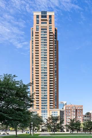 1160 S Michigan Avenue #1804, Chicago, IL 60605 (MLS #11083964) :: John Lyons Real Estate