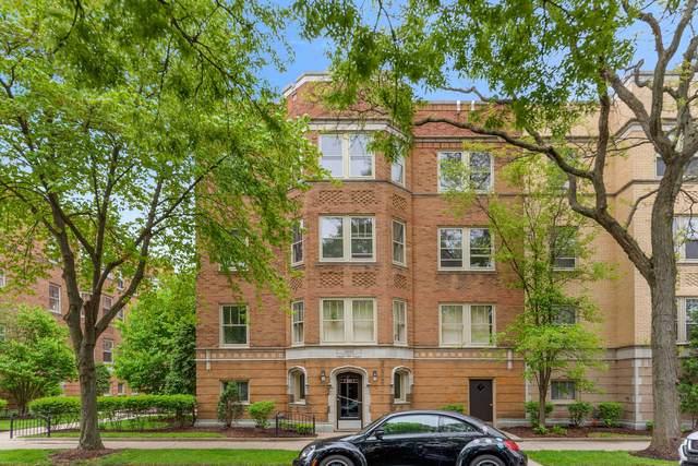 623 Washington Boulevard 1S, Oak Park, IL 60302 (MLS #11084002) :: Helen Oliveri Real Estate