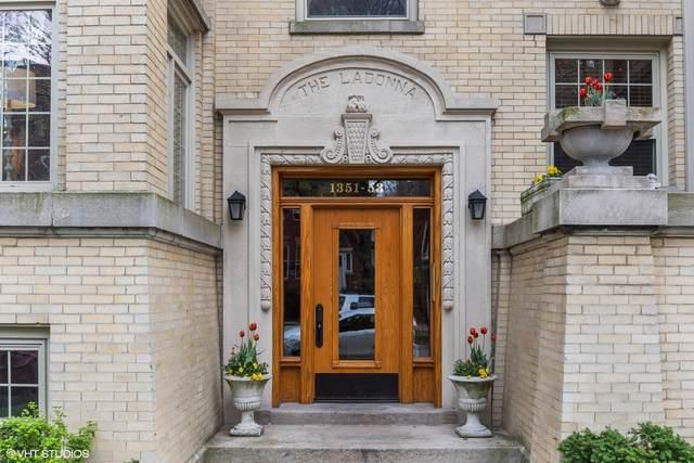 1351 W Granville Avenue #101, Chicago, IL 60660 (MLS #11084043) :: Suburban Life Realty