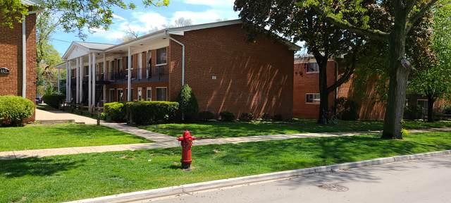323 N Princeton Avenue #8, Villa Park, IL 60181 (MLS #11084064) :: Angela Walker Homes Real Estate Group
