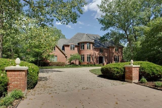208 Northampton Lane, Lincolnshire, IL 60069 (MLS #11084073) :: Jacqui Miller Homes