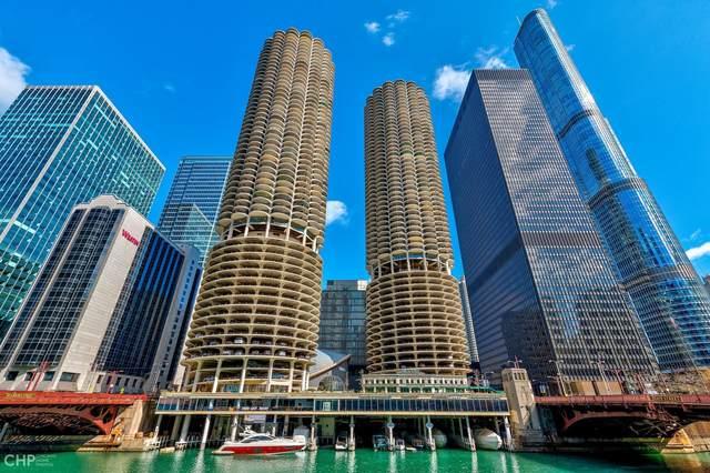 300 N State Street #2434, Chicago, IL 60654 (MLS #11084097) :: Helen Oliveri Real Estate