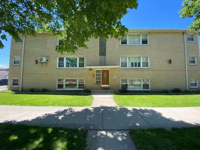 2303 W 35th Street 2S, Chicago, IL 60609 (MLS #11084132) :: Ryan Dallas Real Estate