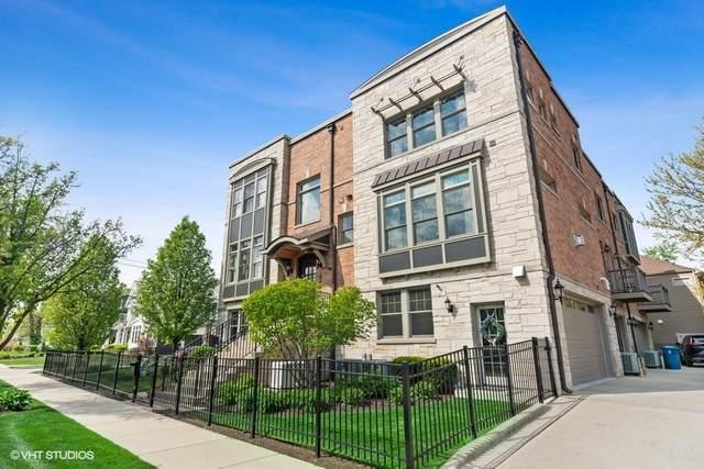 150 S Arlington Avenue #150, Elmhurst, IL 60126 (MLS #11084152) :: Janet Jurich