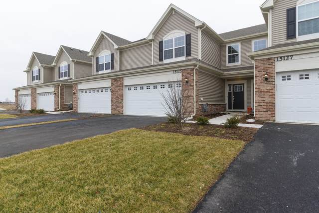 15032 W Quincy Circle, Manhattan, IL 60442 (MLS #11084163) :: Helen Oliveri Real Estate