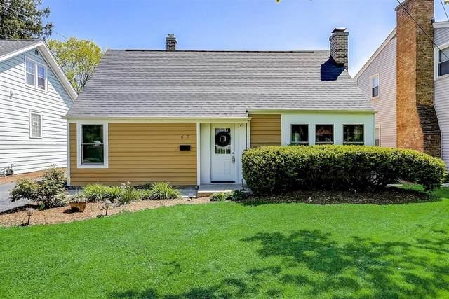 617 Western Avenue, Glen Ellyn, IL 60137 (MLS #11084217) :: Helen Oliveri Real Estate