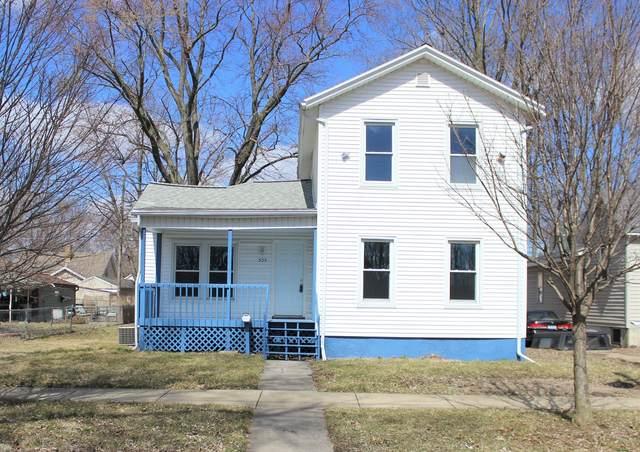 535 W Grove Street, Bloomington, IL 61701 (MLS #11084241) :: Janet Jurich
