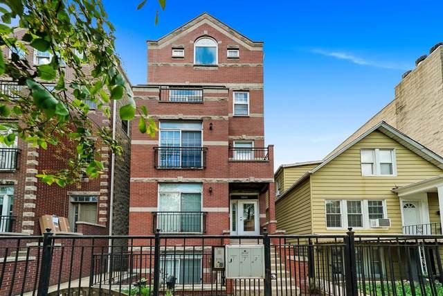 2840 N Damen Avenue #2, Chicago, IL 60618 (MLS #11084267) :: Helen Oliveri Real Estate
