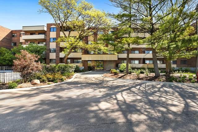 9242 Gross Point Road #307, Skokie, IL 60076 (MLS #11084277) :: Helen Oliveri Real Estate
