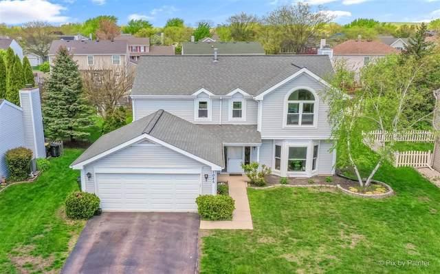 1085 Brookstone Drive, Carol Stream, IL 60188 (MLS #11084288) :: Jacqui Miller Homes