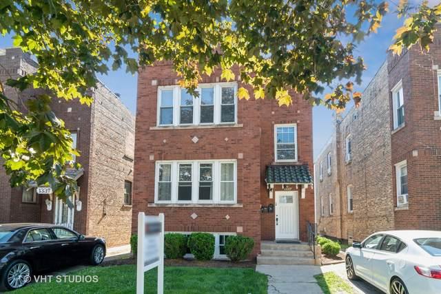 1339 Ridgeland Avenue, Berwyn, IL 60402 (MLS #11084315) :: Ryan Dallas Real Estate