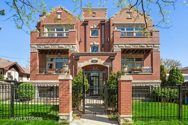 4714 W Berteau Avenue 2E, Chicago, IL 60641 (MLS #11084337) :: Helen Oliveri Real Estate