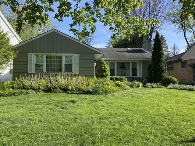 Address Not Published, Flossmoor, IL 60422 (MLS #11084373) :: Helen Oliveri Real Estate