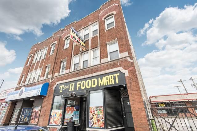 5217 W North Avenue W, Chicago, IL 60639 (MLS #11084387) :: Helen Oliveri Real Estate