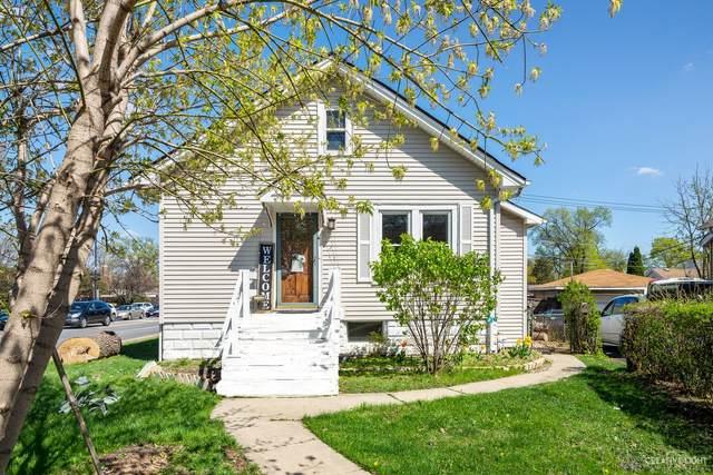 321 N Berteau Avenue, Elmhurst, IL 60126 (MLS #11084427) :: Janet Jurich