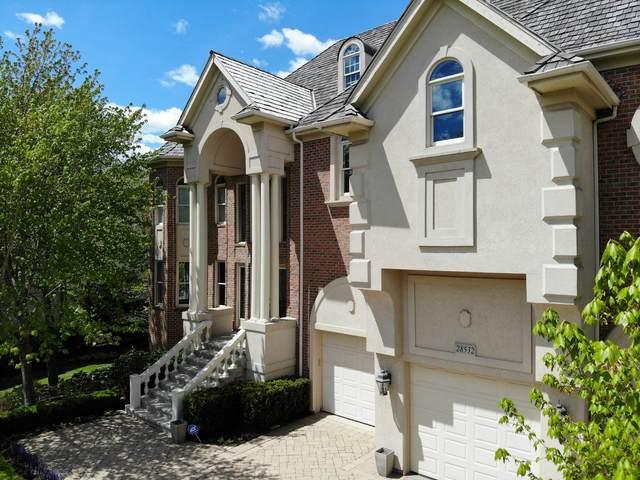 28532 N Sky Crest Drive, Ivanhoe, IL 60060 (MLS #11084430) :: Janet Jurich