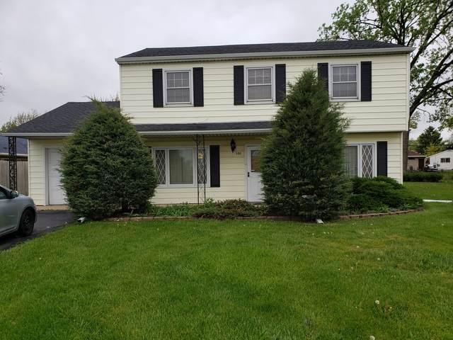 550 E Briarcliff Road, Bolingbrook, IL 60440 (MLS #11084437) :: Littlefield Group
