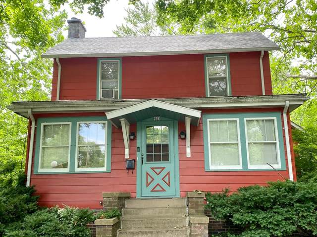 507 E California Avenue, Urbana, IL 61801 (MLS #11084476) :: Littlefield Group
