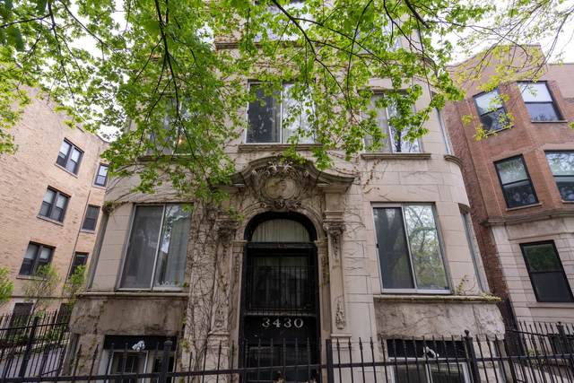 3430 N Elaine Place #5, Chicago, IL 60657 (MLS #11084519) :: Helen Oliveri Real Estate