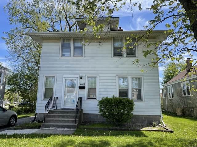18009 Burnham Avenue, Lansing, IL 60438 (MLS #11084543) :: Helen Oliveri Real Estate