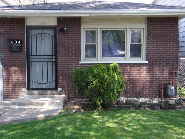 634 E 92nd Street, Chicago, IL 60619 (MLS #11084555) :: Helen Oliveri Real Estate