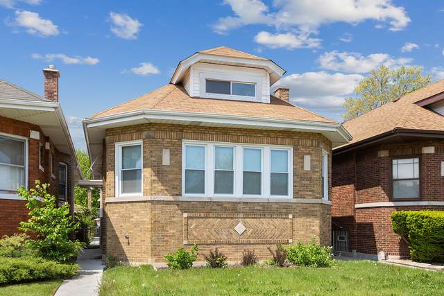 8530 S Dante Avenue, Chicago, IL 60619 (MLS #11084574) :: Helen Oliveri Real Estate