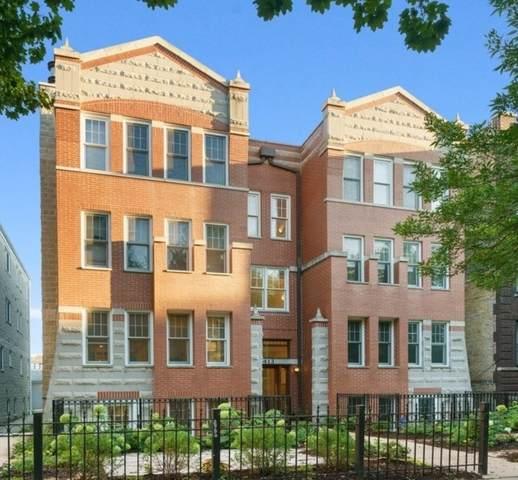 1413 W Cuyler Avenue 3W, Chicago, IL 60613 (MLS #11084597) :: Helen Oliveri Real Estate