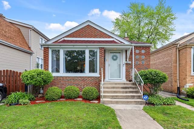 10613 S Sawyer Avenue, Chicago, IL 60655 (MLS #11084611) :: Helen Oliveri Real Estate