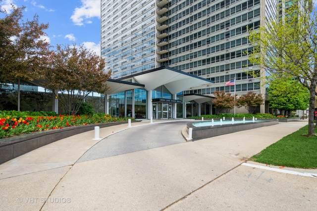 3550 N Lake Shore Drive #2122, Chicago, IL 60657 (MLS #11084627) :: Helen Oliveri Real Estate