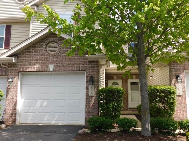 281 Bent Grass Circle C, Dekalb, IL 60115 (MLS #11084636) :: Helen Oliveri Real Estate