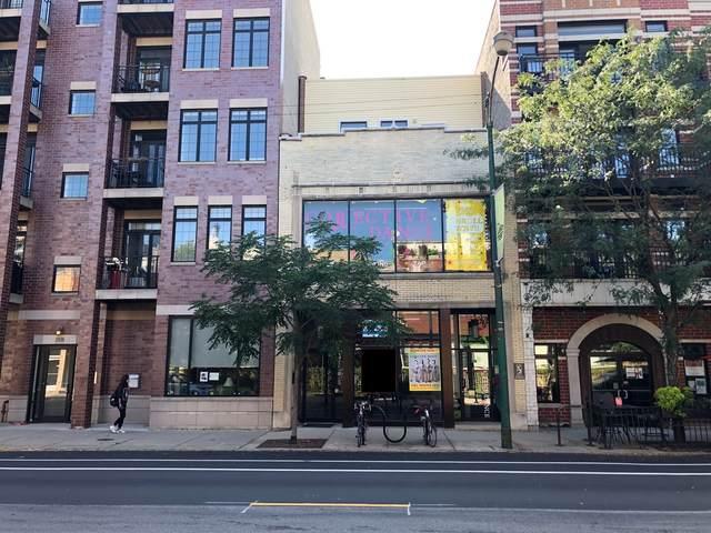 2940 N Lincoln Avenue, Chicago, IL 60657 (MLS #11084712) :: Helen Oliveri Real Estate