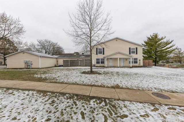 1150 E Greenbriar Lane 11A, Palatine, IL 60074 (MLS #11084748) :: Lewke Partners
